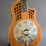 National Reso-Phonic ResoRocket, Wood Body