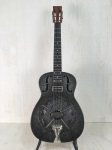National NRP B Series14 fret Black Rust Deluxe