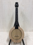 "Small Wonder ""Little Buddy"" Banjo Ukulele w/gig bag"
