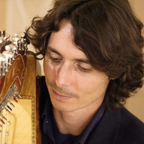 Oct. 18: Storytelling and the Harp with Nicolas Carter